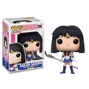 セーラームーン Sailor Moon ファンコ Funko フィギュア おもちゃ POP! Animation Sailor Saturn Vinyl Figure #299|fermart-hobby