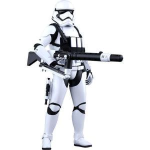 ストームトルーパー Stormtrooper ホットトイズ Hot Toys フィギュア おもちゃ Star Wars The Force Awakens First Order Heavy Gunner 1/6 Collectible Figure|fermart-hobby