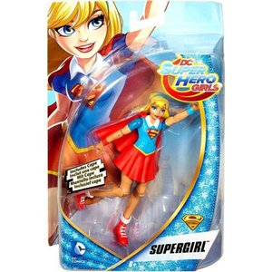 スーパーガール Supergirl マテル Mattel Toys フィギュア おもちゃ DC Super Hero Girls Action Figure|fermart-hobby
