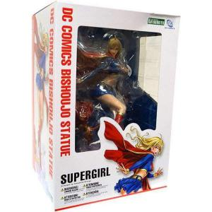 スーパーガール Supergirl ディーシー コミックス DC Comics フィギュア おもちゃ DC Universe Kotobukiya Bishoujo 1/7 Scale Statue|fermart-hobby