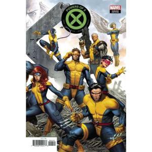 マーベル Marvel 本・雑誌 漫画 Powers of X #4 Comic Book [Mol...