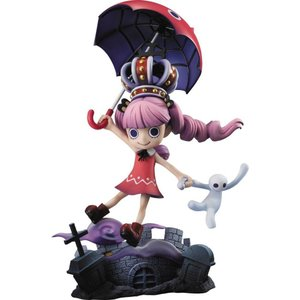 ワンピース One Piece メガハウス Megahouse フィギュア おもちゃ Portrait of Pirates EX Model Perona 6.5-Inch Collectible PVC Figure [Gothic]|fermart-hobby