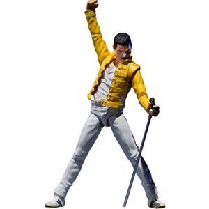SHフィギュア S.H. Figuarts バンダイ Bandai Japan フィギュア おもちゃ Music Freddie Mercury Action Figure|fermart-hobby