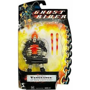 ゴーストライダー Ghost Rider ハズブロ Hasbro Toys フィギュア おもちゃ Marvel Vengeance Action Figure|fermart-hobby
