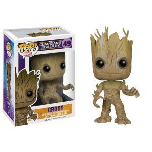 ガーディアンズ オブ ギャラクシー Guardians of the Galaxy ファンコ Funko フィギュア おもちゃ POP! Marvel Groot Vinyl Bobble Head #49|fermart-hobby