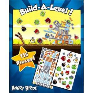 アングリーバード Angry Birds コモンウェルストイズ Commonwealth Toys おもちゃ Build-A-Level Magnetic Playset|fermart-hobby