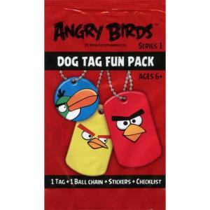 アングリーバード Angry Birds エンタープレイ Enterplay おもちゃ Series 1 Dog Tag Fun Pack fermart-hobby