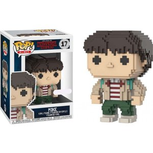 ストレンジャー シングス? Stranger Things ファンコ Funko フィギュア おもちゃ Season 2 POP! 8-Bit Mike Exclusive Vinyl Figure|fermart-hobby