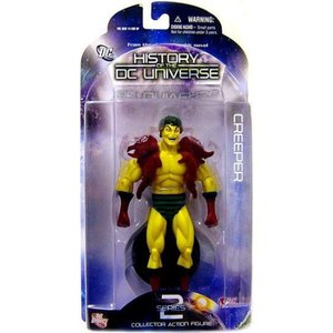 クリーパー Creeper ディーシー コミックス DC Direct フィギュア おもちゃ History of the DC Universe Series 2 Action Figure|fermart-hobby
