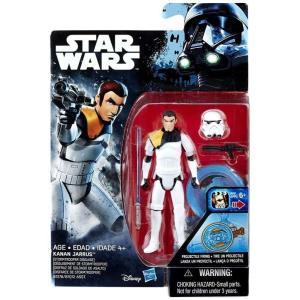 ストームトルーパー Stormtrooper ハズブロ Hasbro Toys フィギュア おもちゃ Star Wars Rebels Kanan Jarrus Action Figure [ Disguise]|fermart-hobby