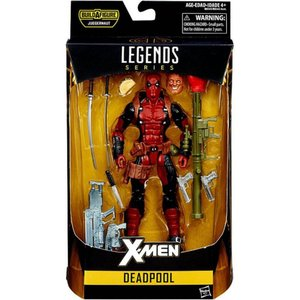 エックスメン X-Men ハズブロ Hasbro Toys フィギュア おもちゃ Marvel Legends Juggernaut Series Deadpool Action Figure|fermart-hobby