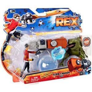 ジェネレーターレックス Generator Rex フィギュア Evo Attack Pack Rex Action Figure [Slam Cannon] fermart-hobby