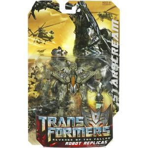トランスフォーマー Transformers ハズブロ Hasbro Toys フィギュア おもちゃ Revenge of the Fallen Robot Replicas Starscream Action Figure fermart-hobby