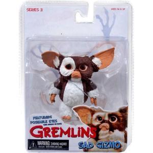 グレムリン Gremlins ネカ NECA フィギュア おもちゃ Mogwais Series 3 Gizmo Action Figure|fermart-hobby