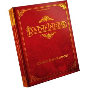 パスファインダー Pathfinder 本・雑誌 2nd Edition Core Rulebook Core Rulebook [Special Edition]|fermart-hobby