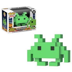スペースインベーダー Space Invaders フィギュア ビニールフィギュア POP! 8-Bit Vinyl figure fermart-hobby