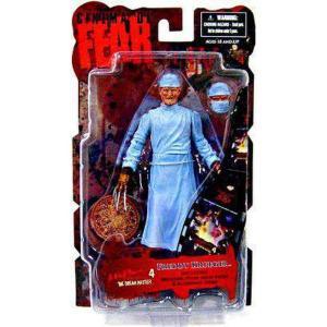 シネマ オブ フィアー Cinema of Fear メズコ Mezco Toyz フィギュア おもちゃ A Nightmare on Elm Street Series 4 Freddy Krueger Action Figure [Surgeon]|fermart-hobby