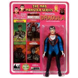 ドラキュラ Dracula フィギュアーズトイ Figures Toy Co. フィギュア おもちゃ The Mad Monster Series The Dreadful Action Figure|fermart-hobby