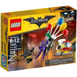 ジョーカー Joker レゴ LEGO おもちゃ DC The Batman Movie The Balloon Escape Set #70900|fermart-hobby