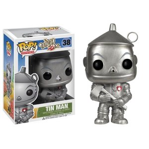 オズの魔法使い The Wizard of Oz フィギュア POP! Movies Tin Man Vinyl Figure #38|fermart-hobby