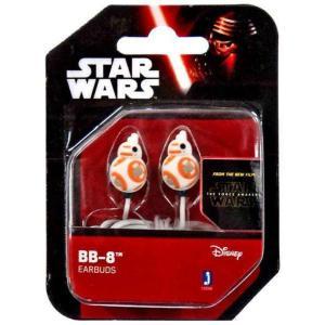 スターウォーズ Star Wars ジャズウェアーズ Jazwares ユニセックス テックアクセサリー The Force Awakens BB-8 Earbuds|fermart-hobby