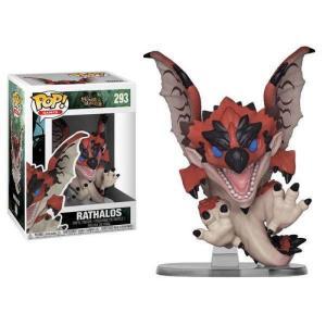 モンスターハンター Monster Hunter フィギュア POP! Video Games Rathalos Vinyl Figure #293 fermart-hobby