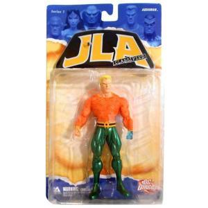 アクアマン Aquaman ディーシー コミックス DC Direct フィギュア おもちゃ DC JLA Classified Series 1 Action Figure|fermart-hobby