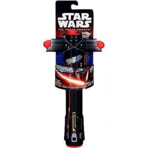 カイロ レン Kylo Ren ハズブロ Hasbro Toys おもちゃ Star Wars The Force Awakens Bladebuilders Lightsaber Roleplay Toy|fermart-hobby