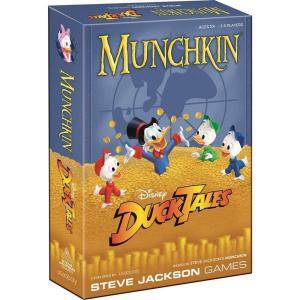 マンチキン Munchkin ゲーム・パズル Ducktales Card Game|fermart-hobby