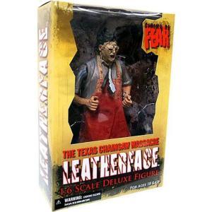 シネマ オブ フィアー Cinema of Fear メズコ Mezco Toyz フィギュア おもちゃ The Texas Chainsaw Massacre Leatherface 12 Inch Action Figure|fermart-hobby