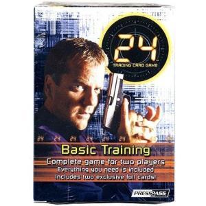 24 24 トレーディングカード Trading Card Game Basic Training 2-Player Starter Set|fermart-hobby