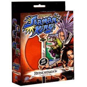 シャーマンキング Shaman King トレーディングカード スターターデッキ Reincarnation Starter Deck|fermart-hobby