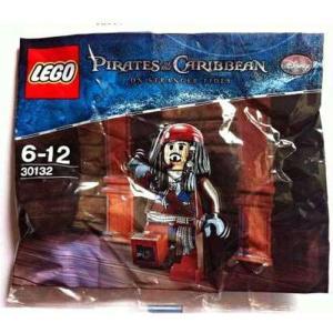 パイレーツ オブ カリビアン Pirates of the Caribbean レゴ LEGO おもちゃ Voodoo Jack Sparrow Mini Set #30132 [Bagged]|fermart-hobby
