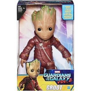 ガーディアンズ オブ ギャラクシー Guardians of the Galaxy ハズブロ Hasbro Toys フィギュア おもちゃ Marvel Vol. 2 Groot Exclusive Action Figure|fermart-hobby
