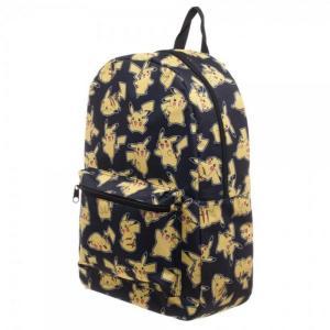ポケットモンスター Pokemon バイオワールド Bioworld ユニセックス バックパック・リュック バッグ Pikachu Sublimated Backpack Apparel fermart-hobby