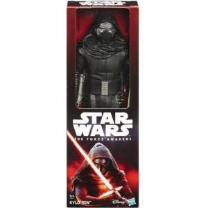 カイロ レン Kylo Ren ハズブロ Hasbro Toys フィギュア おもちゃ Star Wars The Force Awakens Hero Series Action Figure|fermart-hobby
