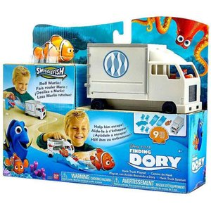 ファインディング ニモ Finding Dory おもちゃ・ホビー Disney / Pixar Swigglefish Hank Truck Playset|fermart-hobby