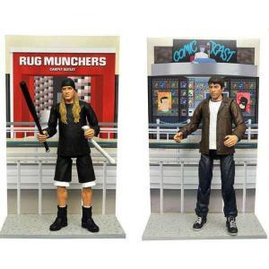 モール ラッツ Mallrats ダイアモンド セレクト Diamond Select Toys フィギュア おもちゃ Select Series 1 Set of 2 Action Figure [Jay & Broddie]|fermart-hobby