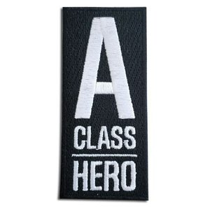 ワンパンマン One Punch Man グッズ A-Class Hero Patch|fermart-hobby