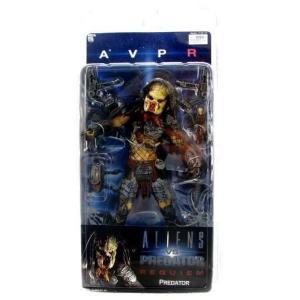 ネカ NECA フィギュア おもちゃ Alien vs Predator AVP Requiem Series 2 Predator Action Figure [Unmasked Wolf] fermart-hobby