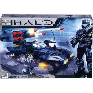 ウルヴァリン Wolverine メガブロックス Mega Bloks おもちゃ Halo Covert Ops: UNSC Exclusive Set #97072|fermart-hobby