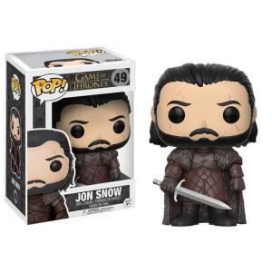 ファンコ Funko フィギュア おもちゃ POP! Game of Thrones Jon Snow Vinyl Figure #49|fermart-hobby