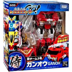 トランスフォーマー Transformers タカラトミー Takara / Tomy フィギュア おもちゃ Japanese GO! Ganoh Action Figure G03|fermart-hobby