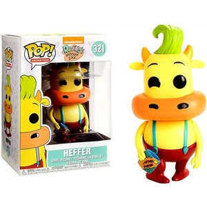 ニコロデオン Nickelodeon フィギュア Rocko's Modern Life POP! TV Heffer Vinyl Figure #321 [Regular Version]|fermart-hobby