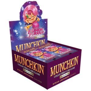 マンチキン Munchkin トレーディングカード ブースターボックス Fashion Furious Booster Box|fermart-hobby