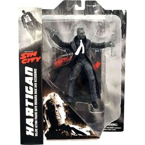 シン シティ Sin City フィギュア Hartigan Action Figure|fermart-hobby