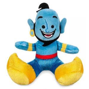 アラジン Aladdin ぬいぐるみ・人形 ぬいぐるみ Tiny Big Feet Genie Exclusive 4-Inch Micro Plush fermart-hobby