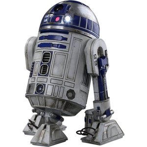 スターウォーズ Star Wars ホットトイズ Hot Toys フィギュア おもちゃ The Force Awakens Movie Masterpiece R2-D2 1/6 Collectible Figure|fermart-hobby