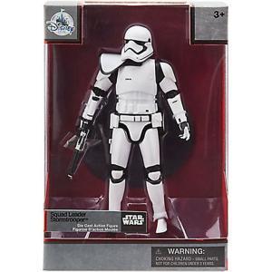 ストームトルーパー Stormtrooper ハズブロ Hasbro Toys フィギュア おもちゃ Star Wars The Force Awakens Elite Series Squad Leader Action Figure|fermart-hobby