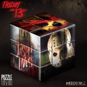 13日の金曜日 Friday the 13th ゲーム・パズル Jason Voorhees Puzzle Blox fermart-hobby